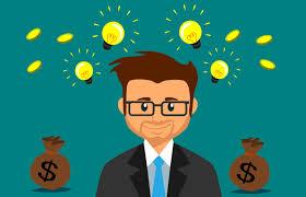 Jobb som frilanser medfører ofte høyere inntekter ved hardere jobbing.