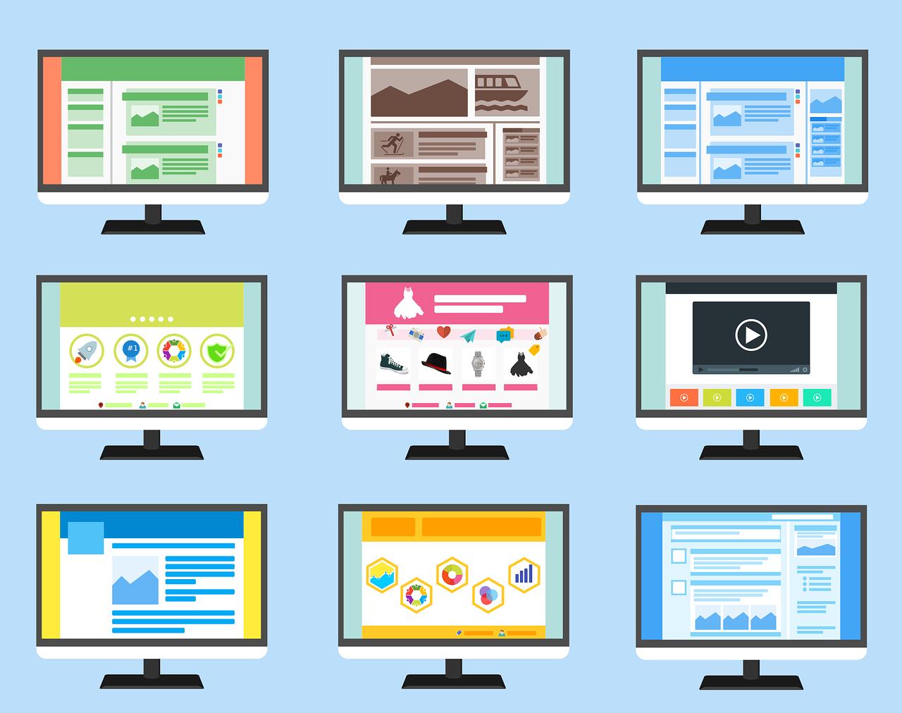 De fleste firmaer har en blogg, men hva har de lastet opp på den?