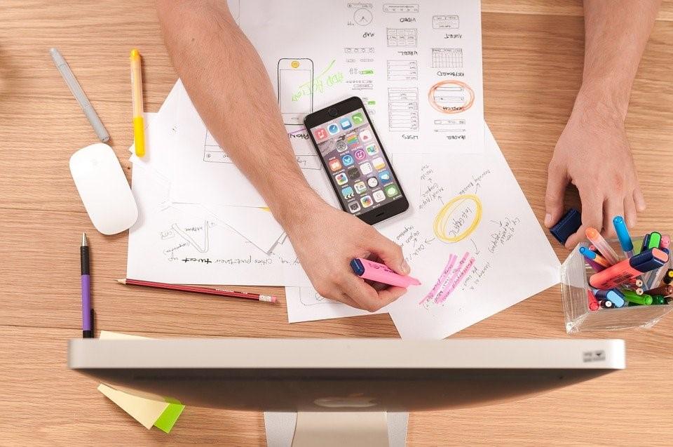 En forretningsplan krever ofte store mengder med penn og papir.