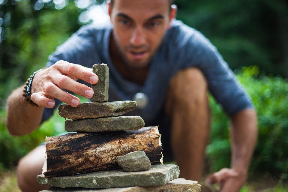 En god produktsbeskrivelse bygger stein på stein.