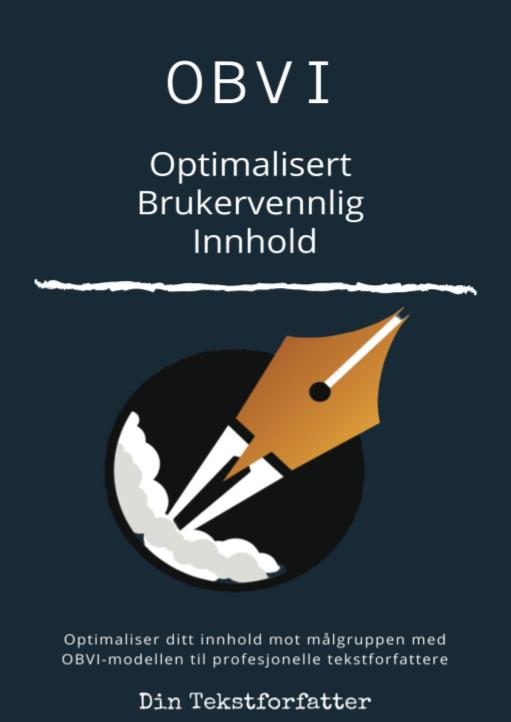 OBVI e-bok av Din Tekstforfatter