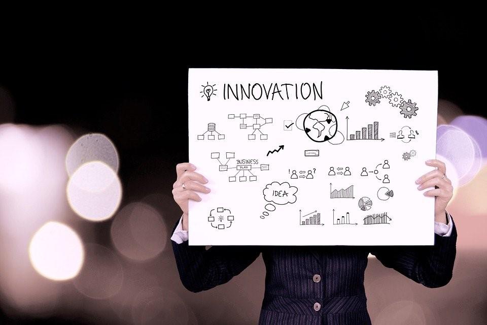 Innovasjon står alltid i sentrum av gode tekster.