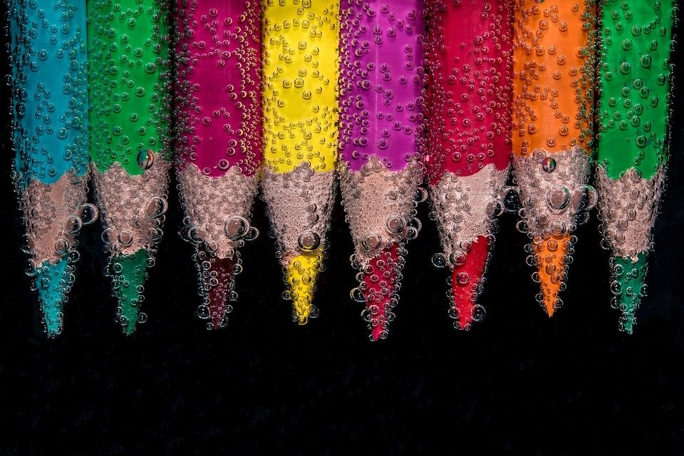 En god språkvask online sikrer at blyantene vaskes før skriving!