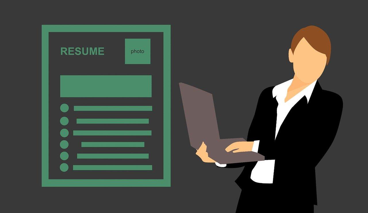 En CV-ekspert kan hjelpe deg med malen.