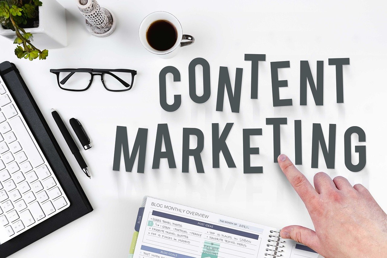 Content marketing må ikke undervurderes i 2020.