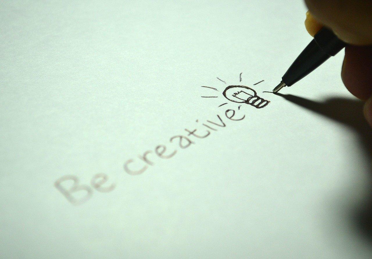Kreativitet er selve essensen bak en virkelig god reklame.