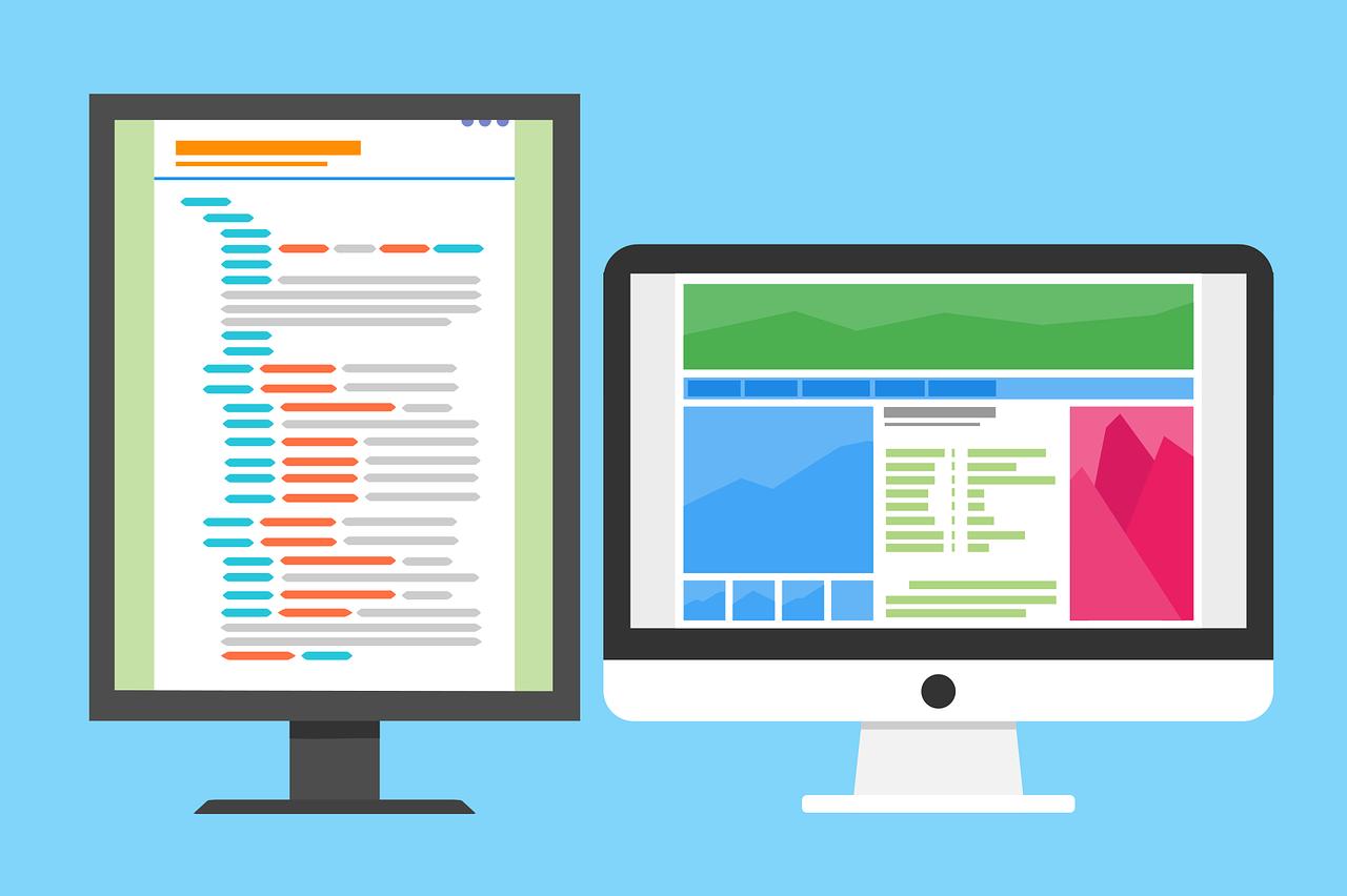 Tekster til nettside er viktig for en tekstforfatter jobb hos Din Tekstforfatter.