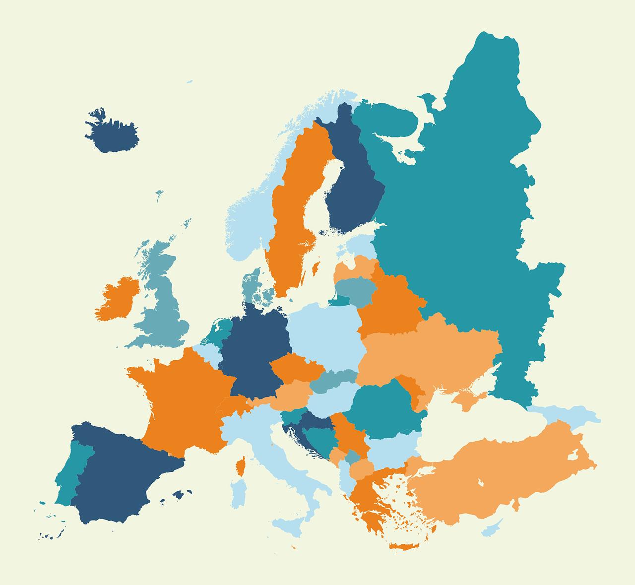 Du kan ekspandere til hele Europa med engelskkunnskaper.
