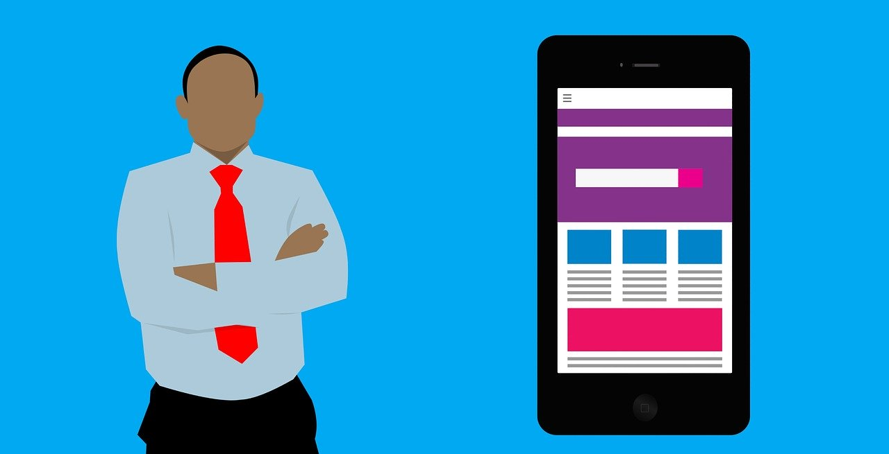 Dine B2B-kunder kan finne deg på mange enheter, inkludert mobil.
