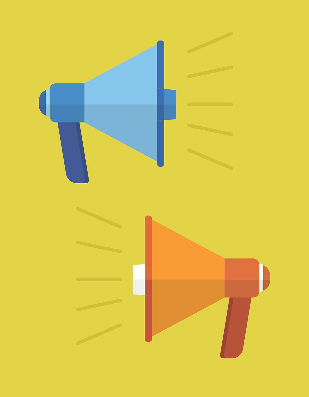 Ofte kan direkte markedsføring lede til støy.