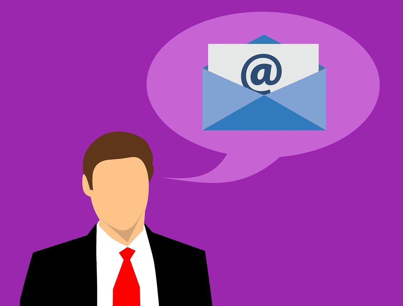E-post konvertering