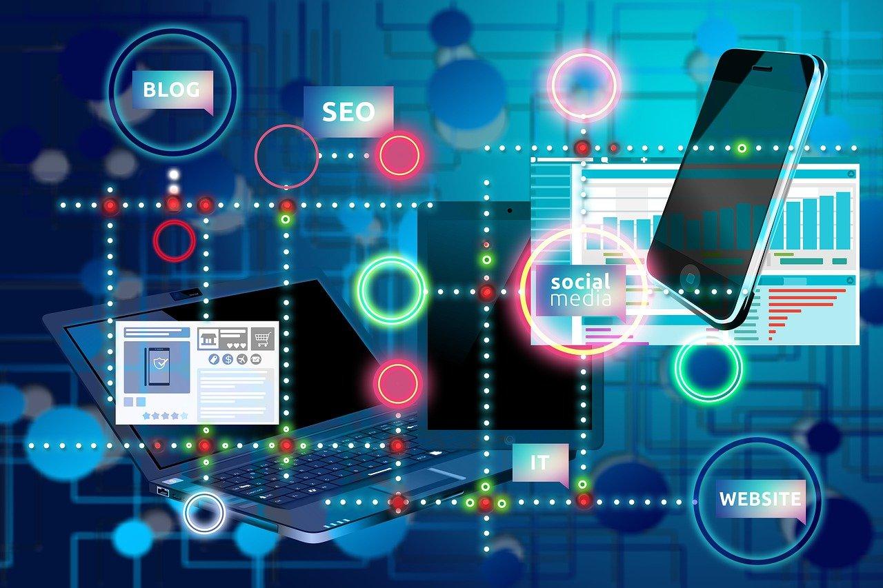 Digital markedsføring og SEO